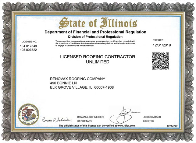 Renovax Roofing Contractors Chicago Roofing Installation Amp Repair Services Chicago