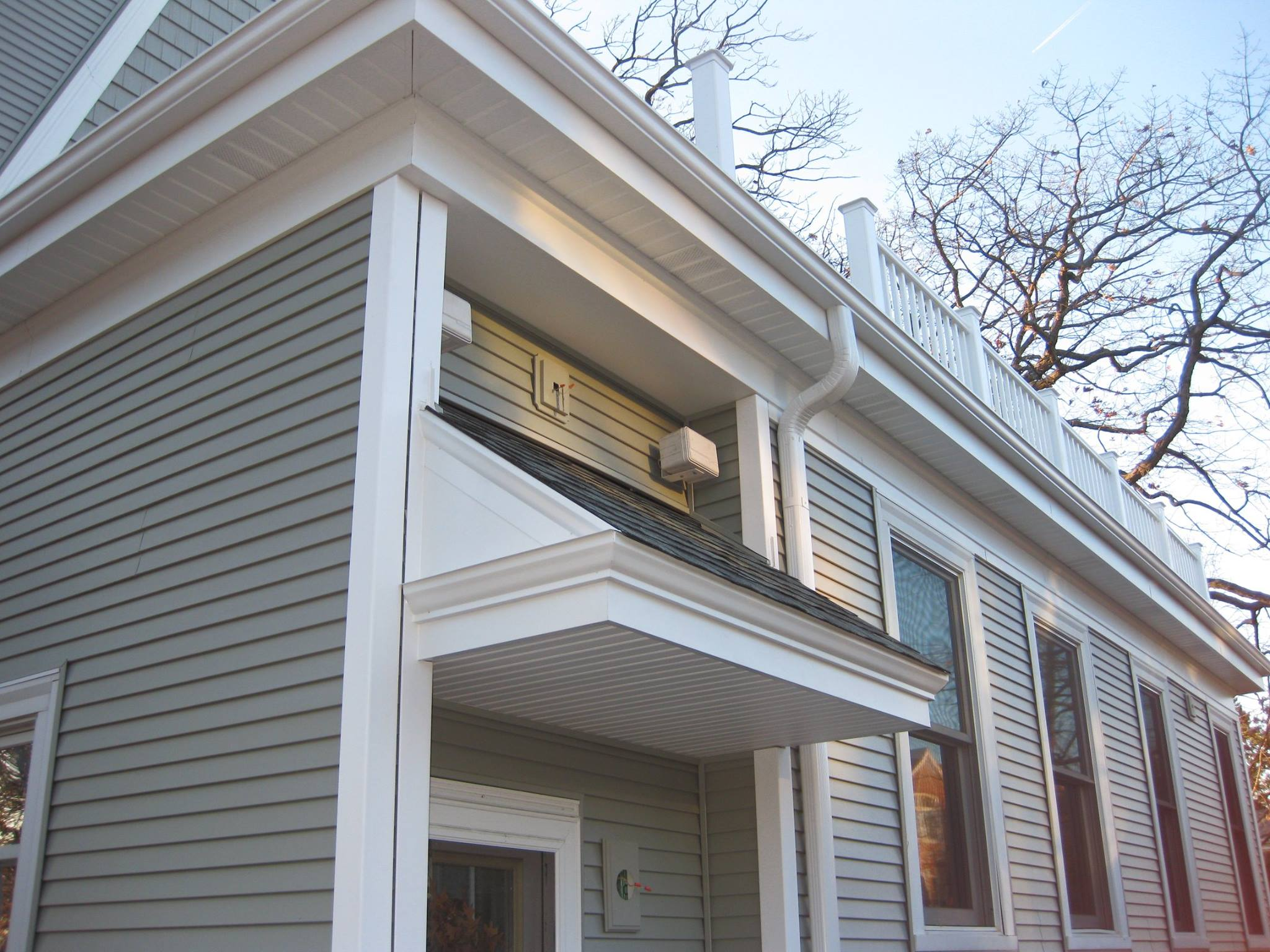 Renovax Aluminum Siding Installation Amp Repair Chicago